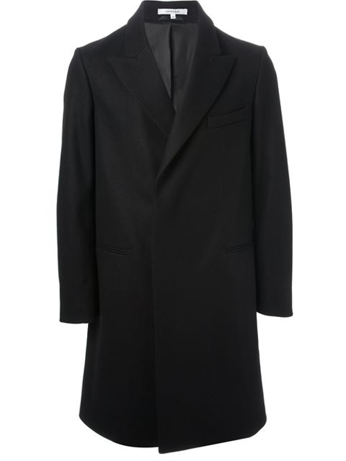 Single Breasted Coat by Carven in Self/Less