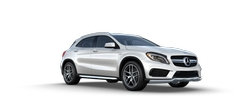 AMG GLA45 SUV by Mercedes Benz in Scandal