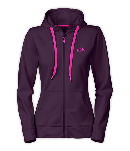 Women's Fave-Our-Ite Full Zip Hoodie by The North Face in Teenage Mutant Ninja Turtles (2014)