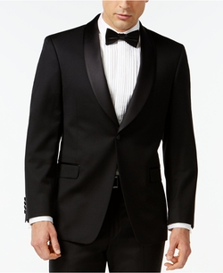 Shawl Collar Tuxedo Jacket by Tommy Hilfiger in Master of None