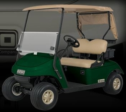 TXT Golf Cart by E-Z-Go in Hall Pass