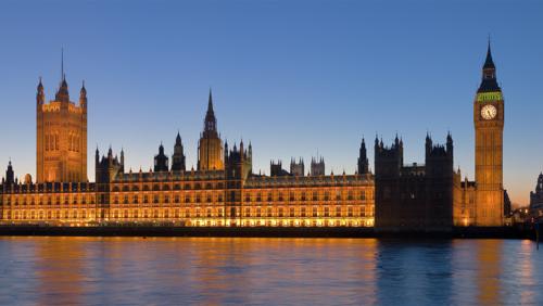 Big Ben London, United Kingdom in Fast & Furious 6