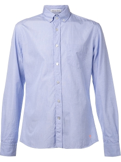 'Fil A' Slim Button Down Shirt by Thomas Maiyer in Man of Tai Chi