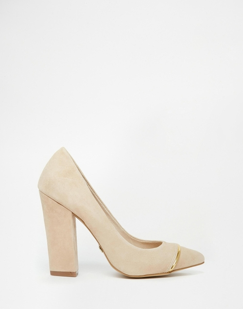 Block Heeled Pumps by Ravel in Pretty Little Liars