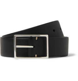 Textured Leather Belt by Paul Smith Shoes & Accessories in Empire