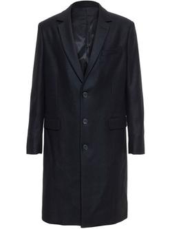 Classic Overcoat by Ami Alexandre Mattiussi in Arrow