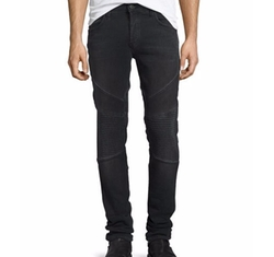 Bearden French Terry Moto Jeans by J Brand in Shadowhunters