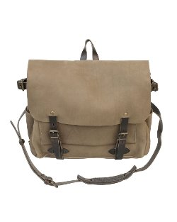 Éclair Taupe Messenger Bag by Bleu De Chauffe in The Age of Adaline