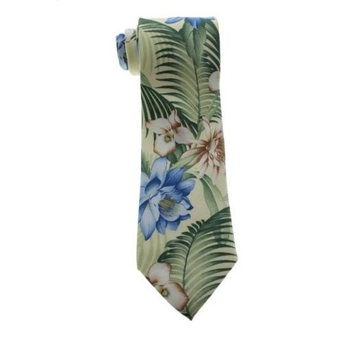 Tropic Inspired Silk Tie by Tommy Bahama in The Devil Wears Prada