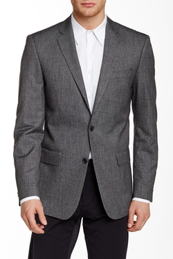 Townsend Houndstooth Jacket by John Varvatos in The Flash