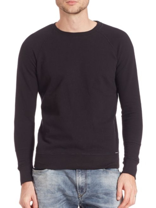 Raglan Pullover Sweater by Diesel in Popstar: Never Stop Never Stopping