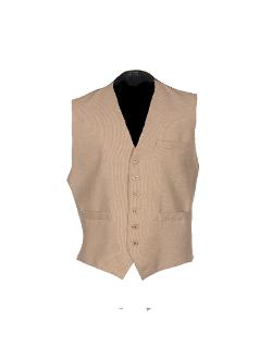 Suit Vest by D.A. Daniele Alessandrini in Mortdecai