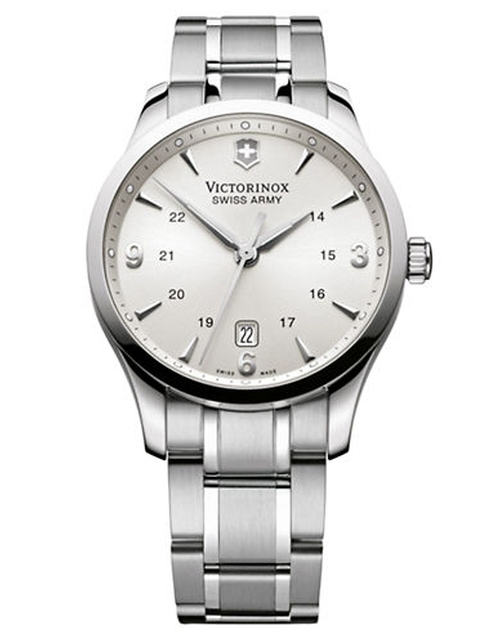 Alliance Stainless Steel Watch by Victorinox in Ballers - Season 1 Episode 3