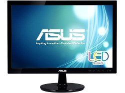 19.5-Inch Screen LED-Lit Monitor by Asus in Need for Speed