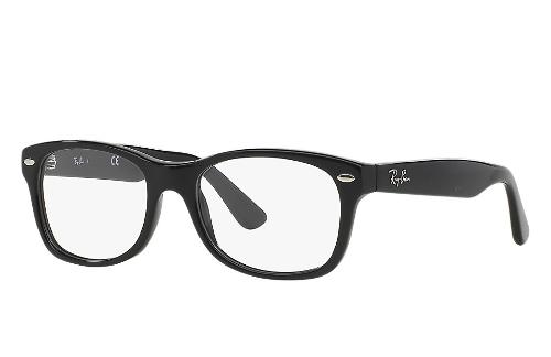 Wayfarer Junior Kids Eyeglasses RB1528 by Ray-Ban in Walk of Shame
