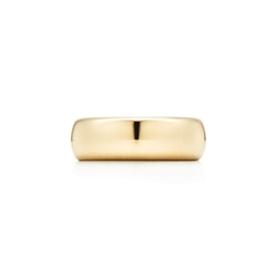 Lucida Wedding Band by Tiffany & Co. in Knock Knock