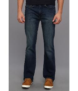 Modern Boot Nova Denim in Medium Wash by Calvin Klein Jeans in Dumb and Dumber To