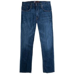 Straight Cut Relaxed Jeans by Agave Denim in Kick-Ass