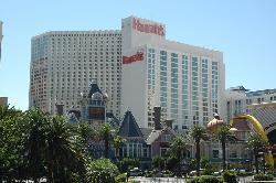 Las Vegas, Nevada by Harrah's Las Vegas in Godzilla
