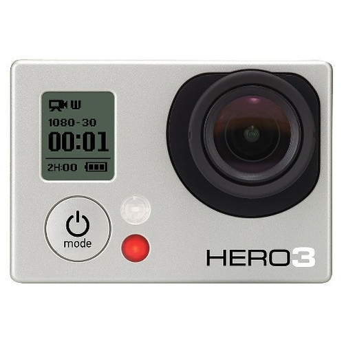 Hero 3 Silver Edition Digital Camera by GoPro in While We're Young