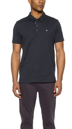 Standard Issue Polo Shirt by Rag & Bone in The Martian