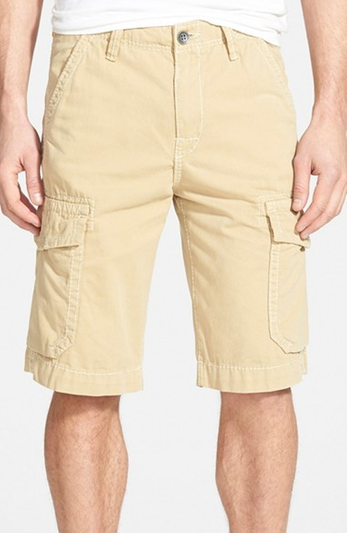 Isaac Cargo Shorts by True Religion Brand Jeans in Ballers