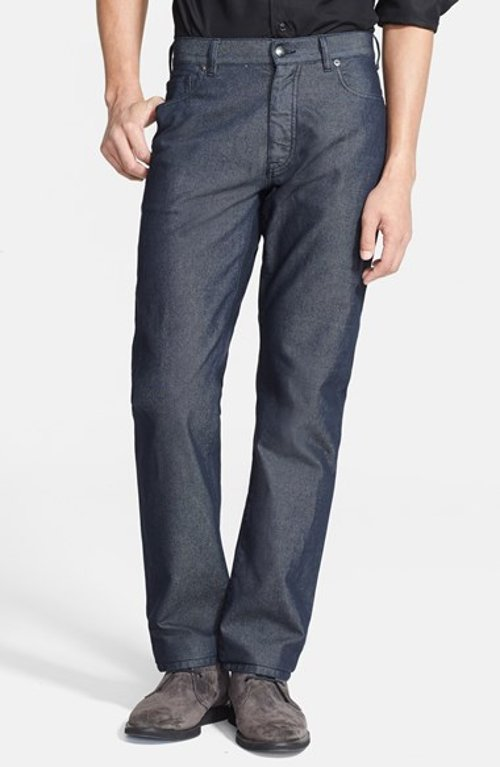 Straight Leg Jeans by Z Zegna in While We're Young