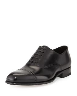 Charles Cap-Toe Oxford by Tom Ford in The Other Woman