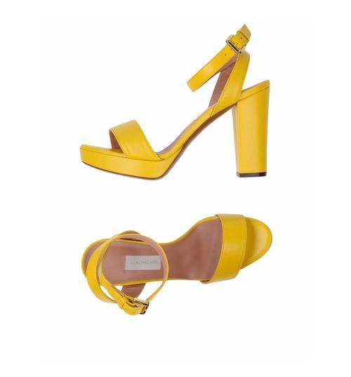 Ankle Strap Sandals by L'Autre Chose in Unbreakable Kimmy Schmidt - Season 2 Episode 13