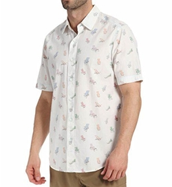 Beach Chair Print Shirt by Tommy Bahama in Sisters