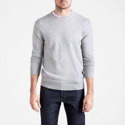 The Cashmere Crew Sweater by Everlane in Interstellar