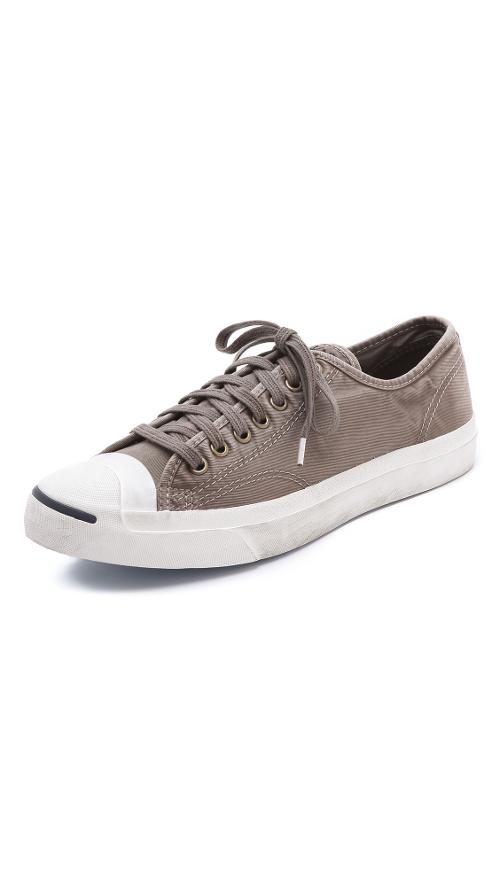 Jack Purcell Washed Canvas Sneakers by Converse in Dolphin Tale 2