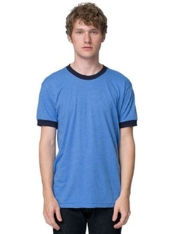 Ringer T -Shirt by American Apparel in Harry Potter and the Deathly Hallows: Part 2