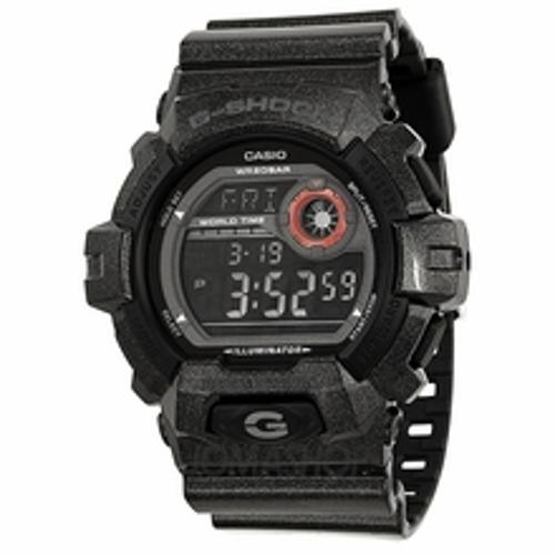 G-Shock Multi-Function Digital Black Resin Mens Watch by Casio in Pain & Gain