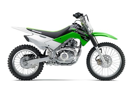 KLX 140L by Kawasaki in The Expendables 3