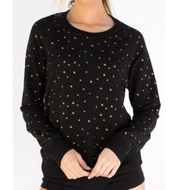 Star-Print Muse Sweater by Spirtitual Gangster in Chelsea