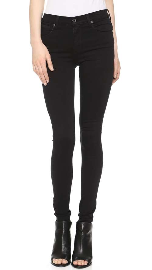 The L Legging Jeans by Baldwin Denim in Ouija