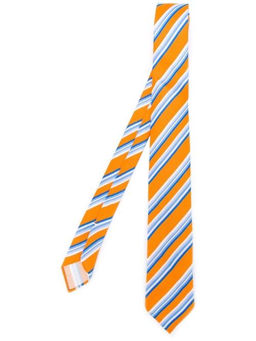 Striped Tie by Kiton in Wedding Crashers