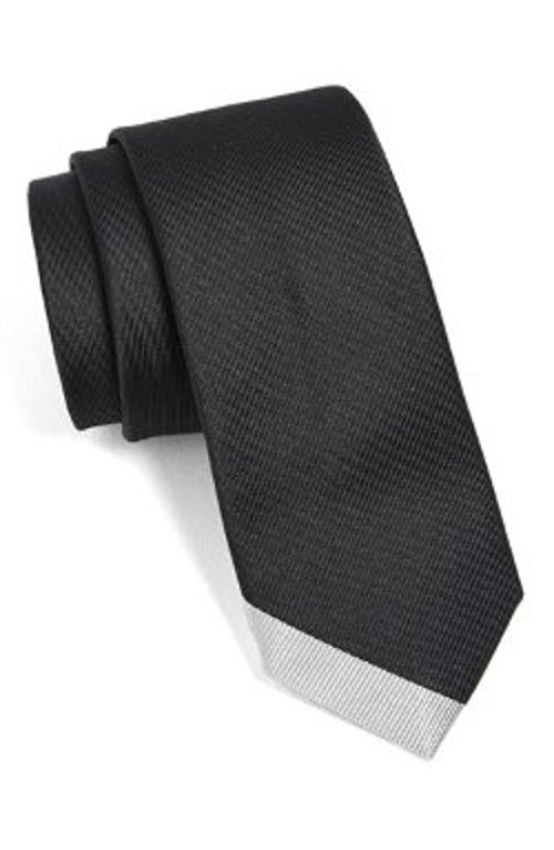 Woven Silk Tie by Calibrate in Crazy, Stupid, Love.