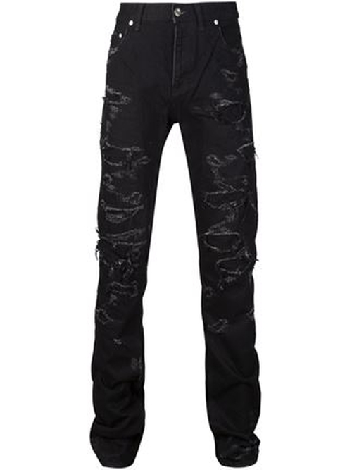 Ripped Skinny Jeans by Christian Dada in Nashville - Season 4 Episode 4