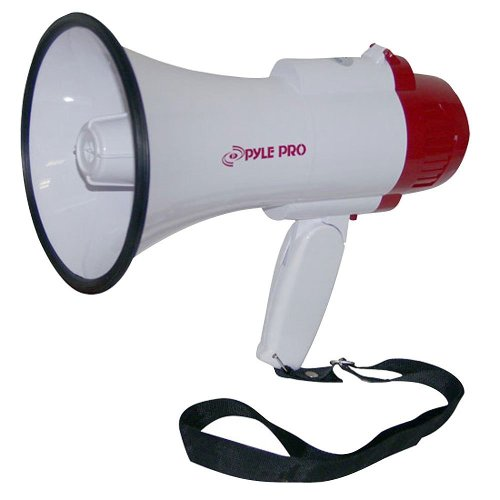 PMP35R Professional Megaphone by Pyle Pro in Get Hard