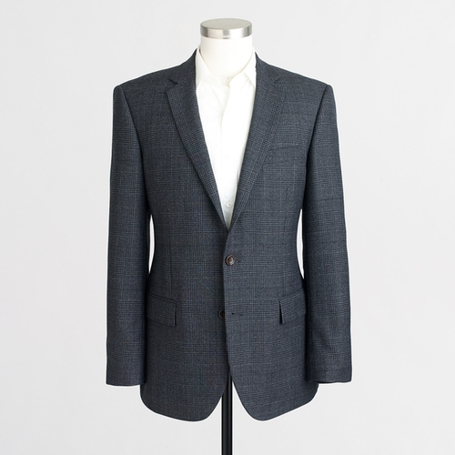 Factory Thompson Blazer by J. Crew in X-Men: Apocalypse