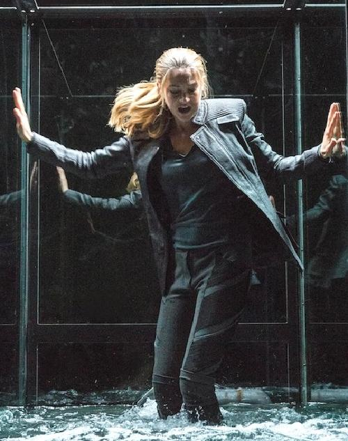 Custom Made Tris Prior Jacket by Carlo Poggioli (Costume Designer) in Divergent