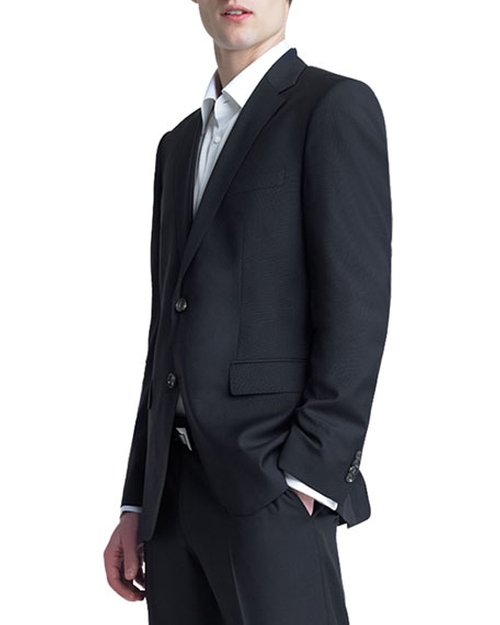 Basic Two-Button Suit by Boss Hugo Boss in La La Land