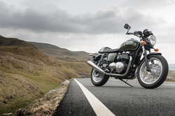 Thruxton by Triumph in Edge of Tomorrow