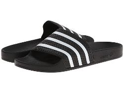Adilette Sandal by Adidas in Couple's Retreat