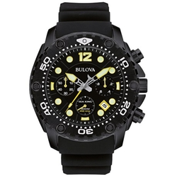 Sea King Chronograph UHF Watch by Bulova in Jessica Jones