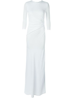 Gathered Jersey Gown by Givenchy in Keeping Up With The Kardashians
