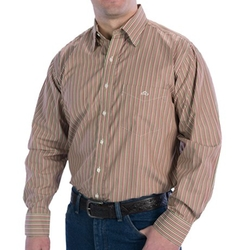 Stripe Button Down Shirt by Resistol Ranch in Modern Family
