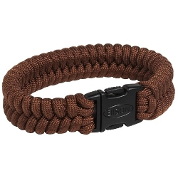 Paracord Bracelet by Bison Designs in No Escape